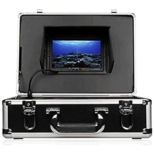 Detector Portátil Bajo El Agua, Cámara De La Pesca Submarina (día / Noche), Resistente Al Agua, De Alta Definición De 10 Pulgadas, De Larga Distancia De Recepción, De Alta Definición Visual De Anclaje