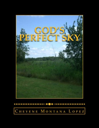 God's Perfect Sky (Open Sky Volume Poetry Book 1) (English Edition)