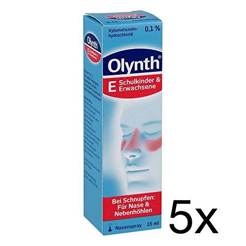 Olynth 0,1{39215e67cd8fd104c39fc0c13b0f51a22b67ec71e70f85fa29f598d7a955e447} 5x15ml Sparpack inklusive einer Handcreme von vitenda.de