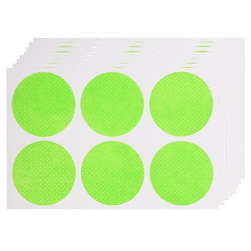 YARNOW 100 stks Mosquito Patch Stickers Stickers Veilig Citronella Olie Insect Patches voor Kinderen Volwassen Outdoor Indoor Reizen Camping Groen