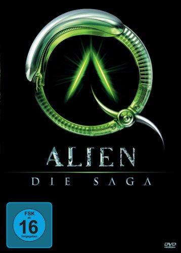 Alien - Die Saga [5 DVDs]
