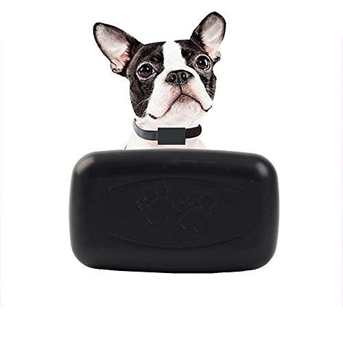 LMHOME GPS Pet Tracker, Real Time Dogs Cats Locator Finder - Waterproof|Alarm|, Security...