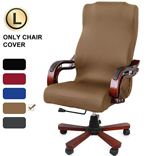 CAVEEN bureaustoel Cover Computer Stoel Roterende Stoel Cover Verwijderbare Stretchable Covers Stoel Cover Slipcover voor Office