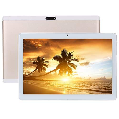 Tablet, Hongsamde HSD-804A 4G Chiama Tablet PC, 10.1 Pollici, 2 GB + 32 GB, 4500 mAh, Android 7.0 MT6737 Quad Core 32-Bit 1.3 GHz, Supporto Dual SIM e Bluetooth e WiFi e G-Sensor e GPS e FM e OTG
