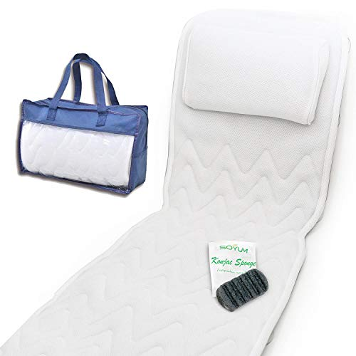 Full Body Bath Pillow