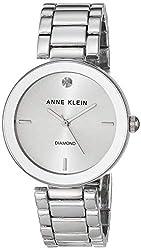 Image of Anne Klein Dress Watch...: Bestviewsreviews