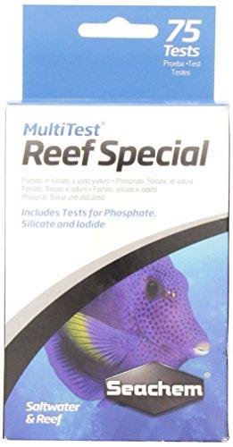 MultiTest Reef Special, 75 Tests