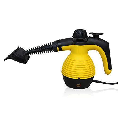 Handheld druk Steam Cleaner, Multifunctionele Steam Cleaner 500ml grote capaciteit Hoge temperatuur en hoge druk tegen vlekken, verwijderen Geschikt voor huis of auto
