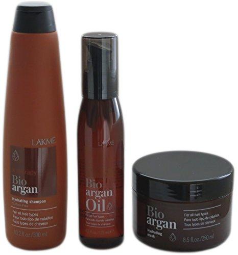 Lakme k.therapy Bio Argan Pack 3 Productos