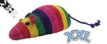 Tyrol Griffoir XXL Souris Multicolore 24X10Cm 1 Unité