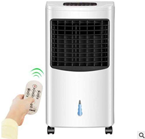 Portable Air Conditioner, Afstandsbediening verwarming en koeling dual-use Mute energiebesparende Air Cooler Household koelkast klein Watergekoelde Air-conditioning zhihao