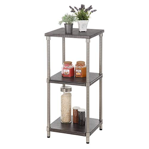 Bookcase Storage Rack with 3-Tier $29.99(63% Off)