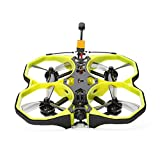 iFlight ProTek35 Analog 3.5inch 4S CineWhoop BNF Drone with TBS Crossfire Nano Yellow Protection Ducts for FPV Drone