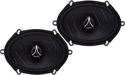 "ECX-570.5 - Hertz 5"" x 7"" 105W RMS 2-Way Energy Series Coaxial Speaker"