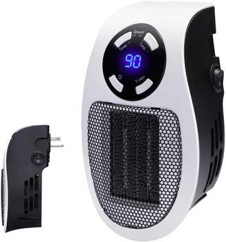 Eurixia Space Heater Plug-In smart space...