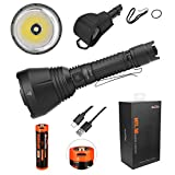 Magicshine MTL 60 Hunting Flashlight, High performance 1000 ACTUAL Lumens CREE LED CRI 90, IPX8 Water-Resistant, 3500mAh Battery, hunting, general outdoor, search light