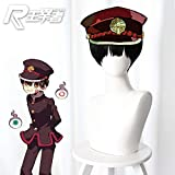 2020 Jibaku Shounen Hanako-kun Hanako kun Parrucca Cosplay Cappello Wc legato Navy Style Jibaku Shounen Costume Puntelli Spedizione Gratuita