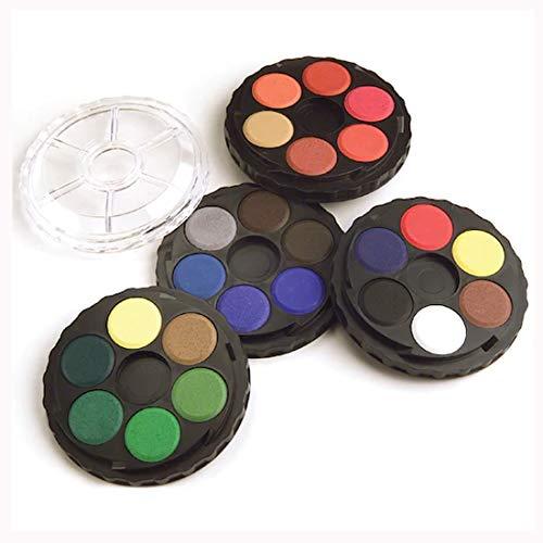 KOH-I-Noor Watercolor Wheel Stack Pack