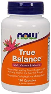 Now Foods: True Balance Multi, 120 caps (2 pack)