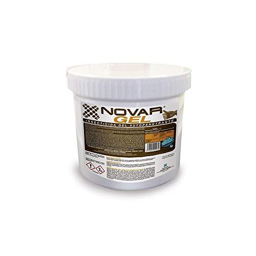Bote de gel para madera 400 ml Novar