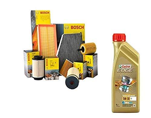 SMC KTB025 & CAST 5W30-3 Kit Tagliando