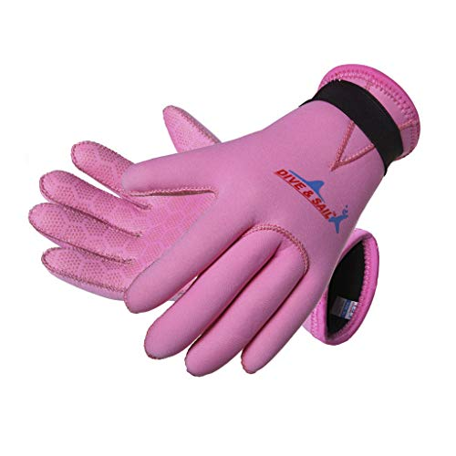 Gogokids kinderen duikhandschoenen, neopreen handschoenen 3MM handschoenen voor sport in het water duiken zeilen surfen 3-13 jaar