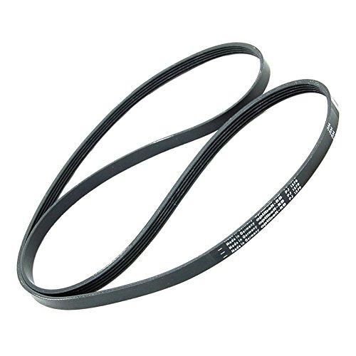 SPARES2GO 1270J5 Drum Drive Belt for Logik Washing Machine