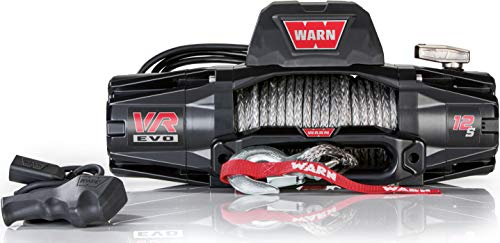 WARN 103255 VR EVO 12-S Electric 12V DC Winch