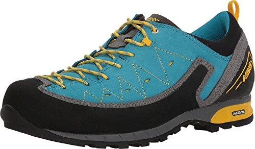 Asolo Women's Apex Shoe Donkey/Cyan Blue 7