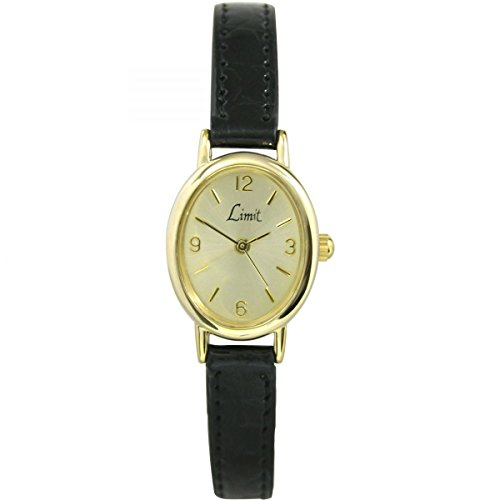 Limit 6596.5 - Reloj de Mujer de Cuarzo, Correa de plástico Color Negro