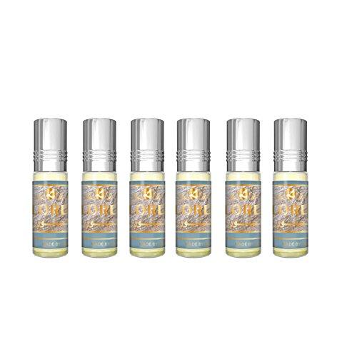 Al Rehab Lord parfüm oil - 6 x 6ml by al rehab
