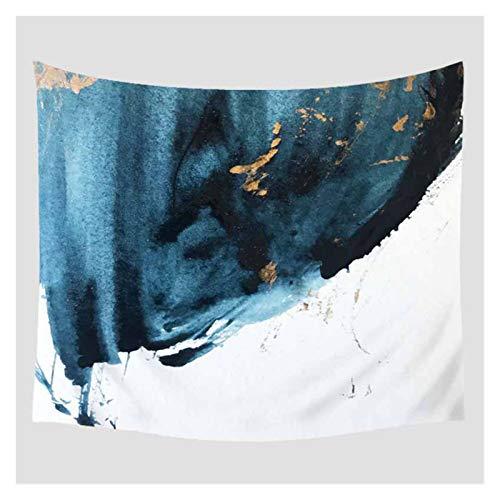 Ssbhjxb Manta Impresa de Pared decoración del hogar (Color : YM 1014, Size : 150x230cm)