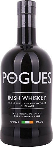 The Pogues The Official Irish Whiskey of the Legendary Band (1 x 0.7 l)