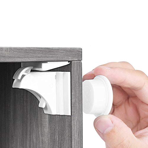 Child Safety Magnetic Cabinet Locks