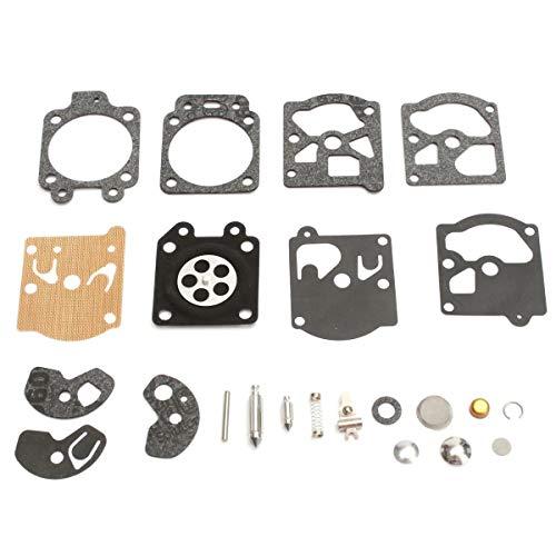 Carburador de la motocicleta, For Walbro K10-Wat Stihl 028 FS40 FS44 FS85 Kit de reparación carburador Carb herramienta de reconstrucción