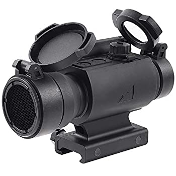NorthTac Ronin V10 1x35mm 2 MOA Red Dot Sight Programmable Shake Awake Up to 50,000 Hour Battery Life Tactical Red Dot Scope