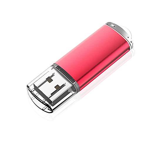 Pendrive 32GB 2.0 USB KOOTION Memoria USB 32Gigas Flash Drive USB Stick Pen Drive con Indicador LED Rojo