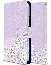 iitrust Galaxy S20 Plus 5G SC-52A ケース 手帳型 スタンド機能 カードホルダ付き puレザー 桜3 SC52A-Y01-AY15