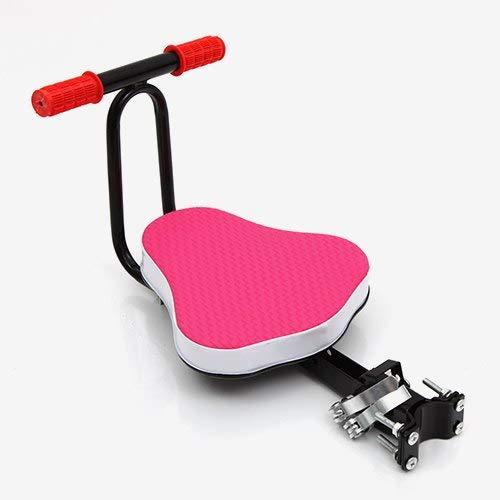 Bureze Siège de vélo électrique pour bébé avec siège pour enfant et VTT à dégagement rapide