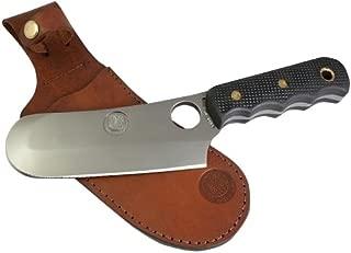 Knives Of Alaska Brown Bear Cleaver/Skinner Fixed Blade D2, Suregrip Handle Knife