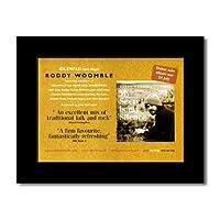 IDLEWILD - Roddy Woomble - My Secret Is My Silence Mini Poster - 21x13.5cm