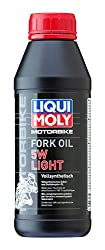 Liqui Moly 5W Fully Synthetic Fork Oil Light (500 ml),LIQUI MOLY,1523