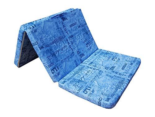 Natalia Spzoo Natalia Spzoo colchón plegable para cuna de viaje 120 x 60 cm (009)