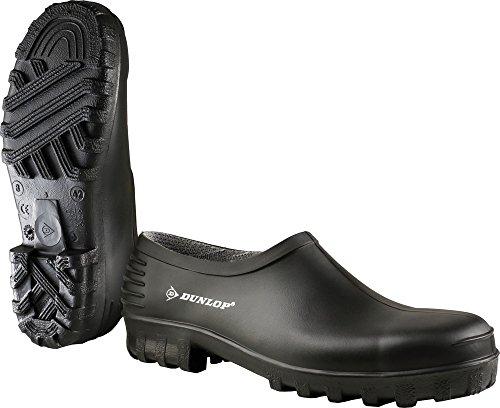 Dunlop Dunlop Galosche Pvc Schwarz Gr.38