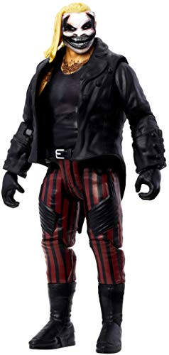 WWE Wrestlemania The Fiend Bray Wyatt Action Figure, Posable 6-in / 15.24-cm Collectible & Gift for Ages 6 Years Old & Up