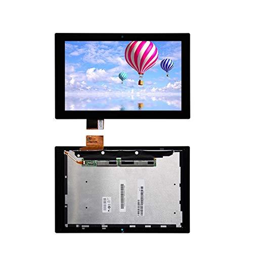 Kit de reemplazo de pantalla Ajuste para Sony Xperia Tablet Z SGP311 SGP312 SGP321 10.1 'Pantalla táctil digitalizador de pantalla LCD Reemplazo de ensamblaje + Herramientas kit de reparación de panta