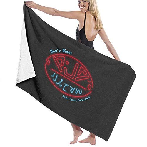 N DexS Diner ręcznik kąpielowy szybkoschnący zestaw ręczników