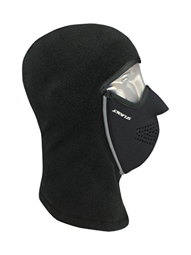 Seirus Innovation Magnemask Combo Clava, Black, Small/Medium