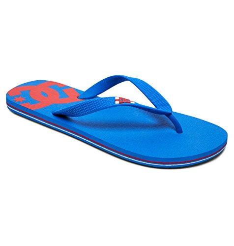 Dc Shoes Spray M Sndl Xbrw Blue/Red/White 47 EU (13 US / 12 UK)