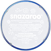 Snazaroo Classic Face and Body Paint, 18.8g (0.66oz), White